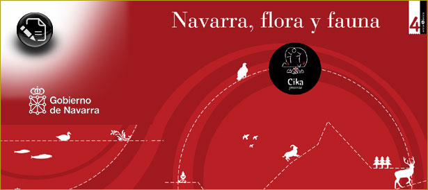 Fauna Navarra